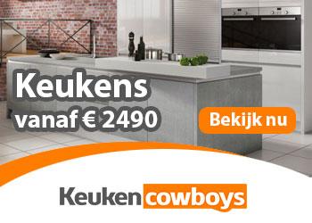 Keukenwinkels nederland